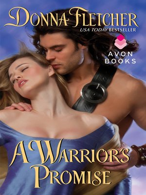 Click this cover for a(n) eBook sample of A Warrior's Promise