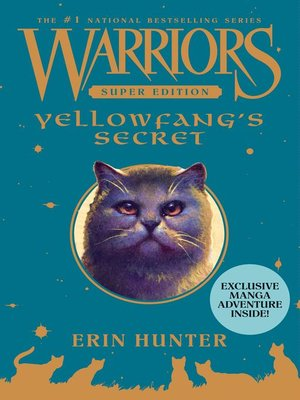 Cover of Yellowfang's Secret