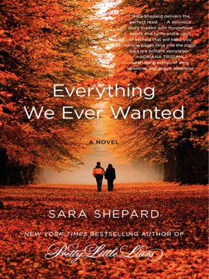 Click this cover for a(n) eBook sample of Everything We Ever Wanted.