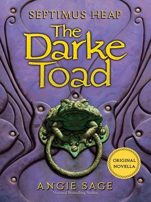 Cover of The Darke Toad