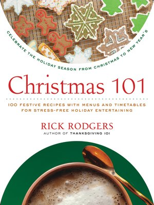 Click this cover for a(n) eBook sample of Christmas 101.