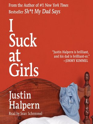 Click this cover for a(n) Audiobook sample of I Suck at Girls
