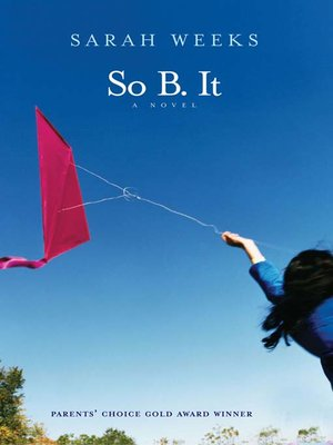 Click this cover for a(n) eBook sample of So B. It.