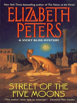 Click this cover for a(n) eBook sample of Street of the Five Moons.