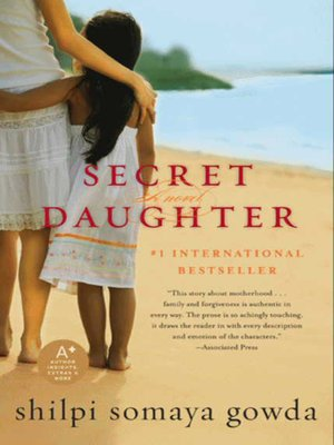 Click this cover for a(n) eBook sample of Secret Daughter