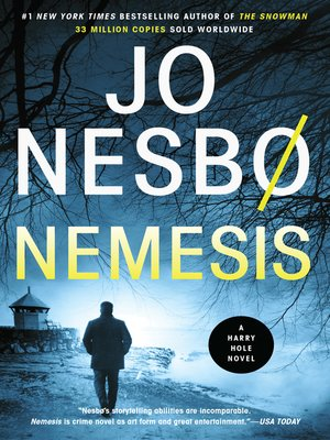 Click this cover for a(n) eBook sample of Nemesis.