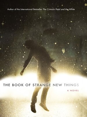 Cover of The Book of Strange New Things