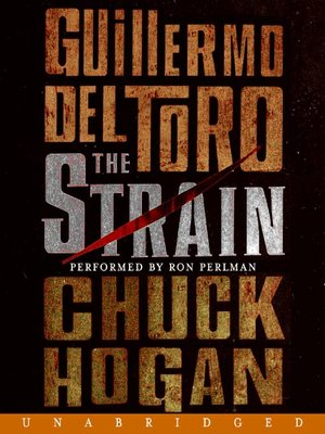 Click this cover for a(n) Audiobook sample of The Strain.