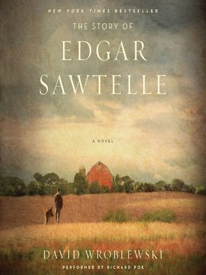 Click this cover for a(n) Audiobook sample of The Story of Edgar Sawtelle