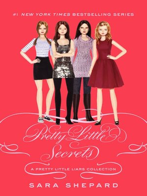 Cover of Pretty Little Secrets