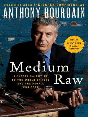 Click this cover for a(n) eBook sample of Medium Raw