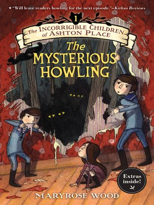 Cover of The Mysterious Howling