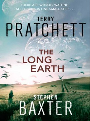 Click this cover for a(n) eBook sample of The Long Earth.