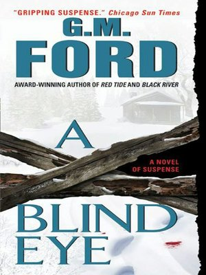 Click this cover for a(n) eBook sample of A Blind Eye.