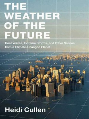 Click this cover for a(n) eBook sample of The Weather of the Future