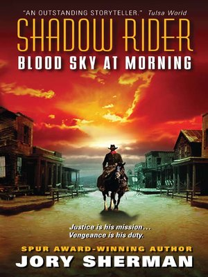 Click this cover for a(n) eBook sample of Blood Sky at Morning