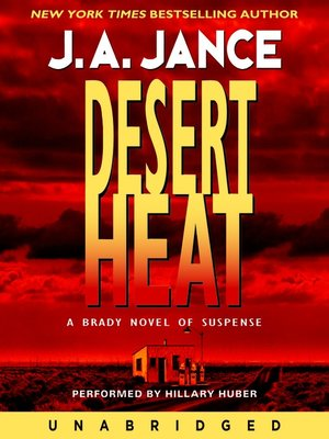Click this cover for a(n) Audiobook sample of Desert Heat.