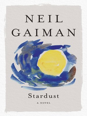 Click this cover for a(n) eBook sample of Stardust.