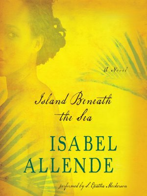 Click this cover for a(n) Audiobook sample of Island Beneath the Sea