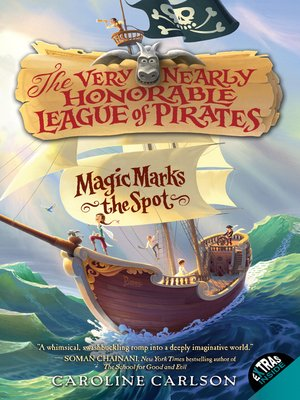 The Very Nearly Honorable League of Pirates #1