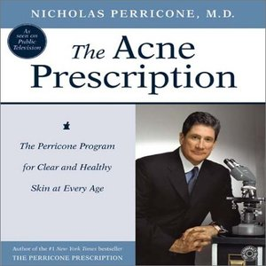 Click this cover for a(n) Audiobook sample of The Acne Prescription.