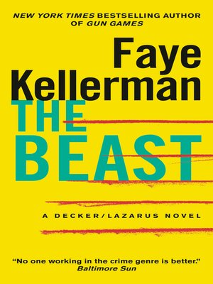 Click this cover for a(n) eBook sample of The Beast