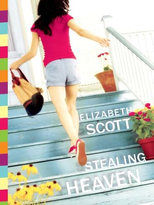Click this cover for a(n) eBook sample of Stealing Heaven