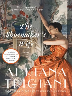 Click this cover for a(n) eBook sample of The Shoemaker's Wife