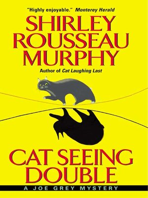 Click this cover for a(n) eBook sample of Cat Seeing Double.
