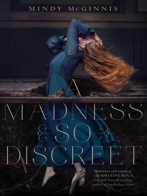 Cover of A Madness So Discreet