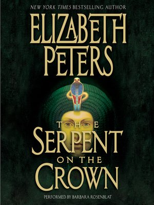 Click this cover for a(n) Audiobook sample of The Serpent on the Crown