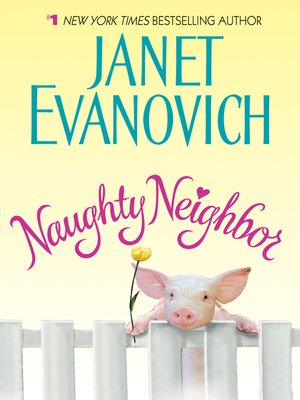 Cover of Naughty Neighbor