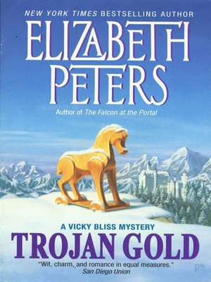 Click this cover for a(n) eBook sample of Trojan Gold