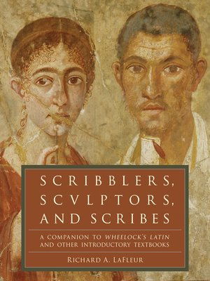 Click this cover for a(n) eBook sample of Scribblers, Sculptors, and Scribes.