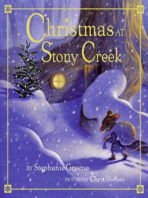 Click this cover for a(n) eBook sample of Christmas at Stony Creek