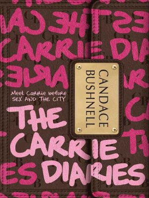 Click this cover for a(n) eBook sample of The Carrie Diaries