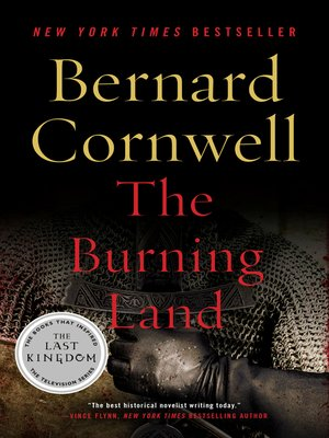 Click this cover for a(n) eBook sample of The Burning Land