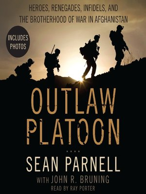 Cover of Outlaw Platoon