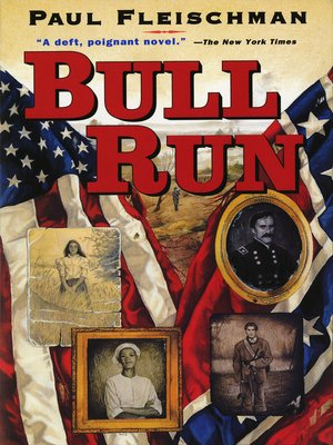 Click this cover for a(n) eBook sample of Bull Run