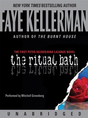 Click this cover for a(n) Audiobook sample of The Ritual Bath
