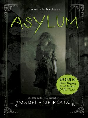 Click this cover for a(n) eBook sample of Asylum.