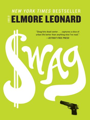 Click this cover for a(n) eBook sample of Swag.
