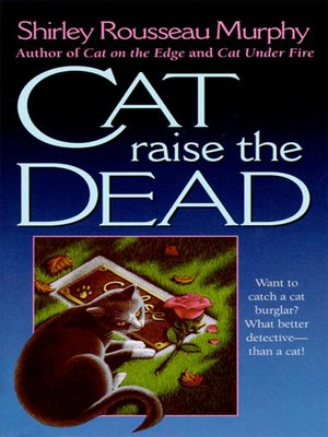 Click this cover for a(n) eBook sample of Cat Raise the Dead.