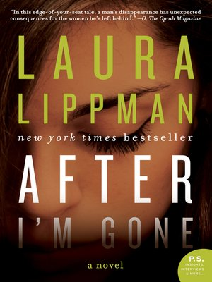 Click this cover for a(n) eBook sample of After I'm Gone.