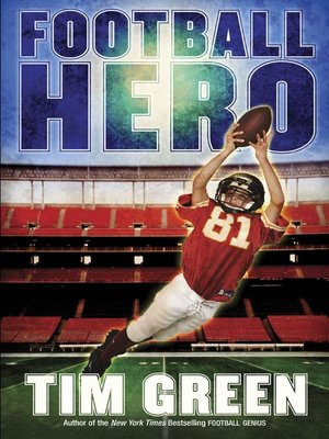 Click this cover for a(n) eBook sample of Football Hero.