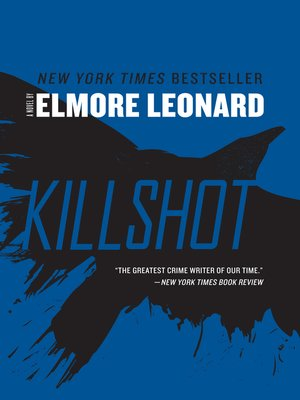 Click this cover for a(n) eBook sample of Killshot.