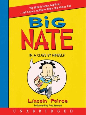 Cover of Big Nate in a Class by Himself