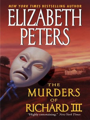 Cover of The Murders of Richard III