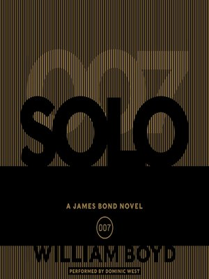 Click this cover for a(n) Audiobook sample of Solo.