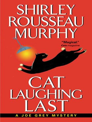 Click this cover for a(n) eBook sample of Cat Laughing Last